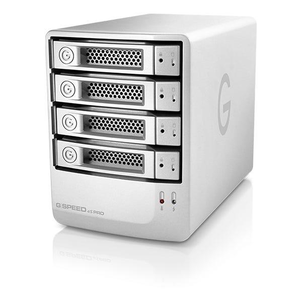 G-Technology 24TB G-Speed eS External Raid Drive