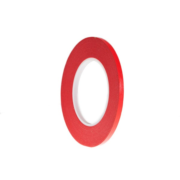 "Shurtape 1/4"" Artist's Paper Tape - Red"