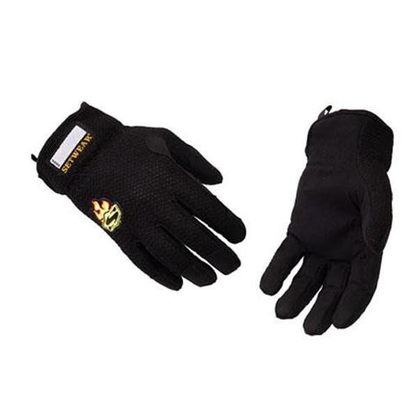 Setwear Black EZ-FIT Gloves - Large