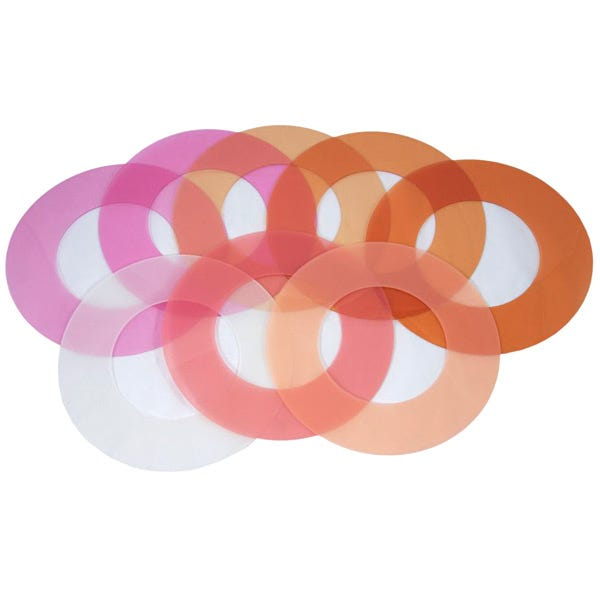Rosco LitePad Loop™ Color Gel Filter Pack