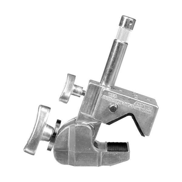 "Matthews Studio Equipment Super Mafer Clamp with Baby 5/8"" Pin"