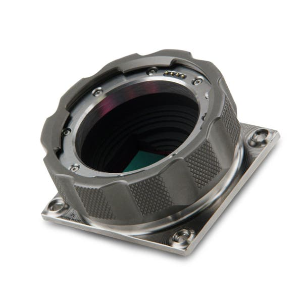 RED DSMC Motion Titanium PL Mount