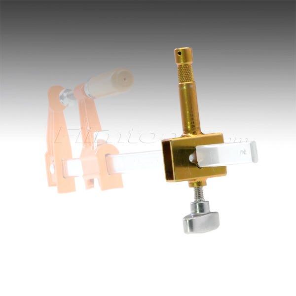 """Filmtools Bar Clamp to 5/8"""" Pin Adapter"""