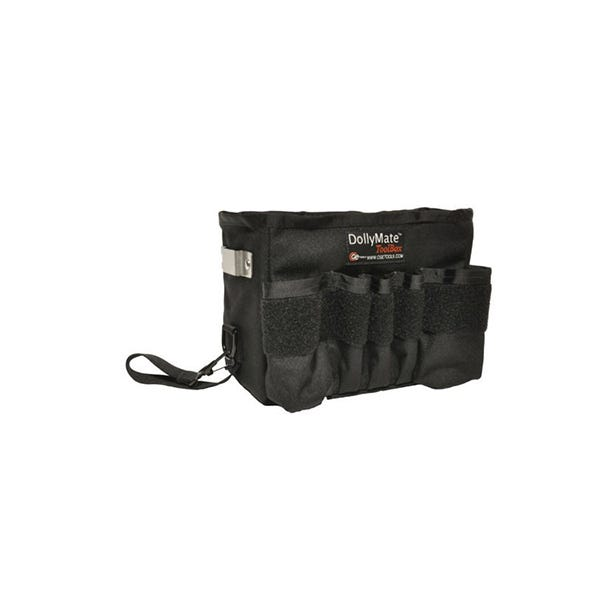 CGE DollyMate ToolBox - Black