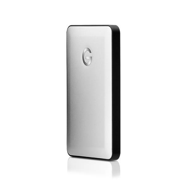 G-Technology G-DRIVE slim 500GB External SSD USB 3.1