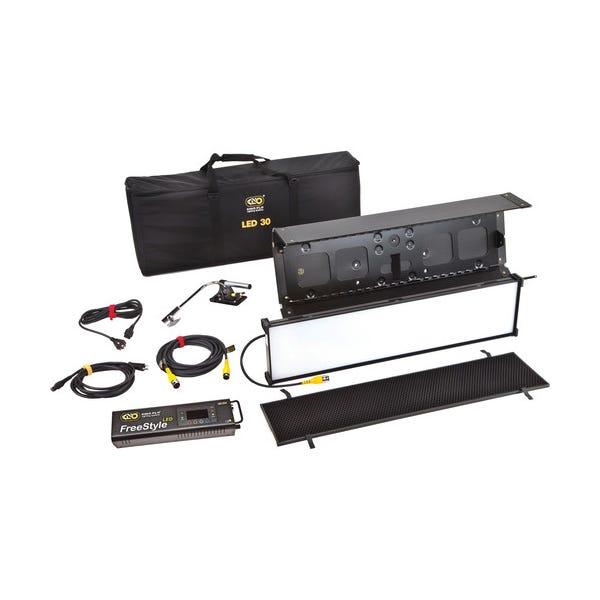 Kino Flo FreeStyle 31 LED DMX Kit with Soft Case