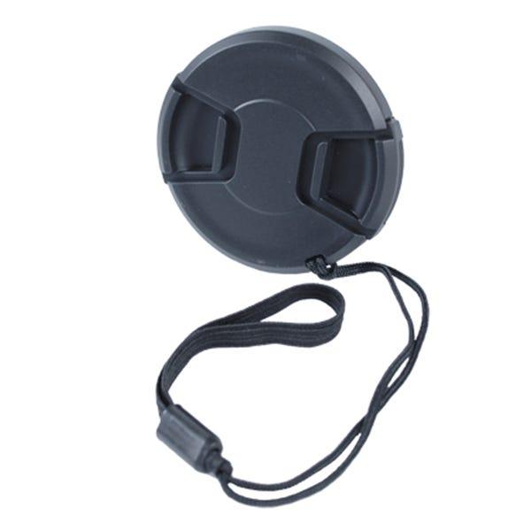 GTX Zuma 72mm Snap-On Lens Cap with Leash