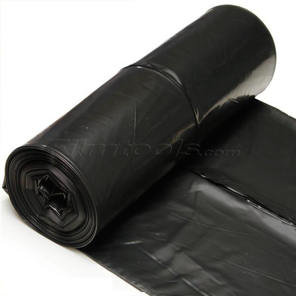 TRM 20 x 100' 6-Mil Visqueen Roll - Black