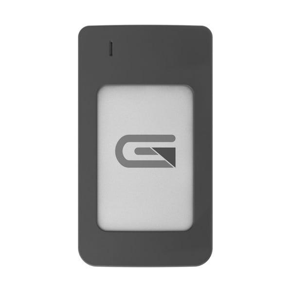 Glyph Technologies Atom RAID 4TB USB 3.1 Type-C External SSD (2 x 2TB, Silver)