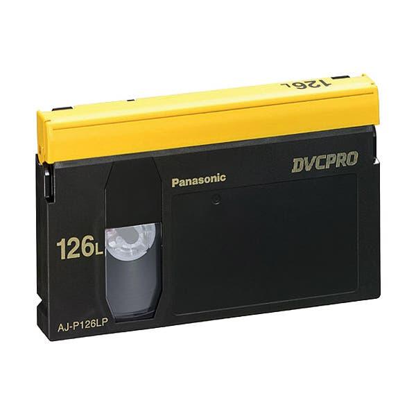 Panasonic DVCPRO 126-Minute Video Cassette - Large