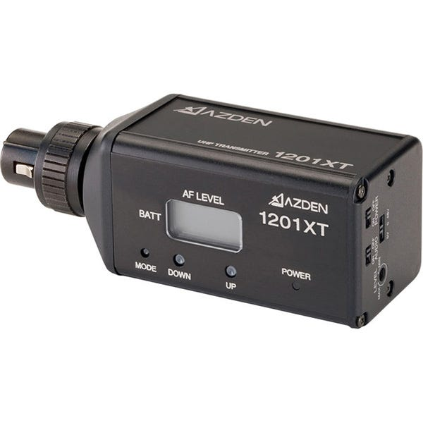 Azden 1201XT Wireless Adapter