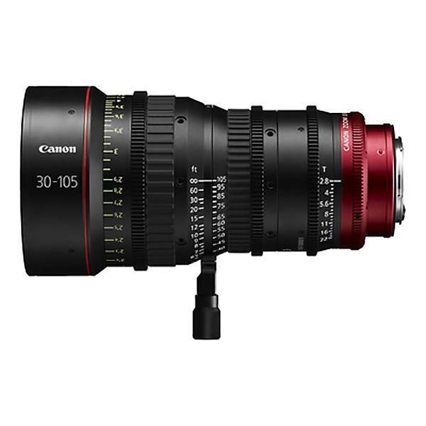Canon CN-E15.5-47MM T2.8 L SP/MOD Lens
