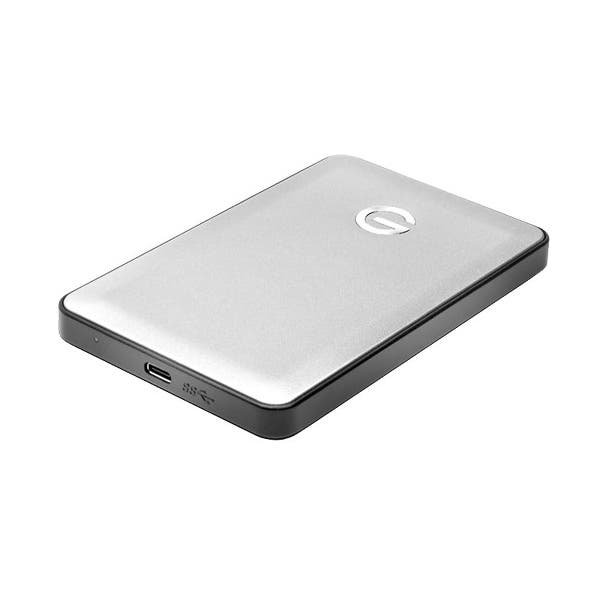 G-Technology 1TB G-DRIVE mobile USB 3.0 Type-C External Hard Drive