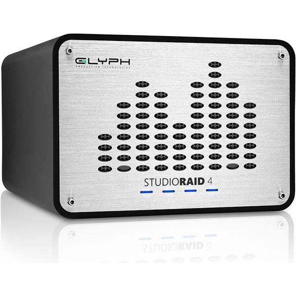 Glyph Technologies 32TB StudioRAID4 4-Bay USB 3.1 Gen 1 RAID Array