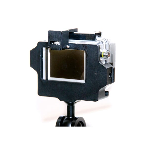 Ultralight Control Systems GoPro LCD Back Cage