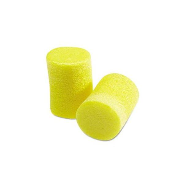 3M E-A-R Yellow Uncorded Foam Classic Earplugs - 30 Pairs