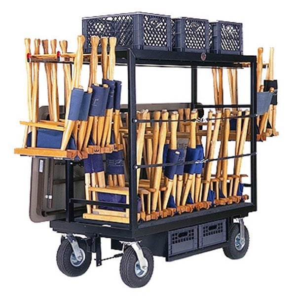 Backstage Prop Chair Studio / Stage Cart