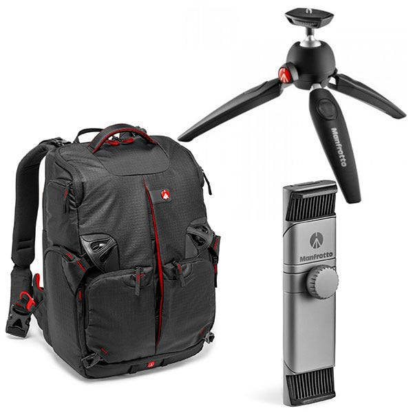 Filmtools Manfrotto Adventure Pack #1