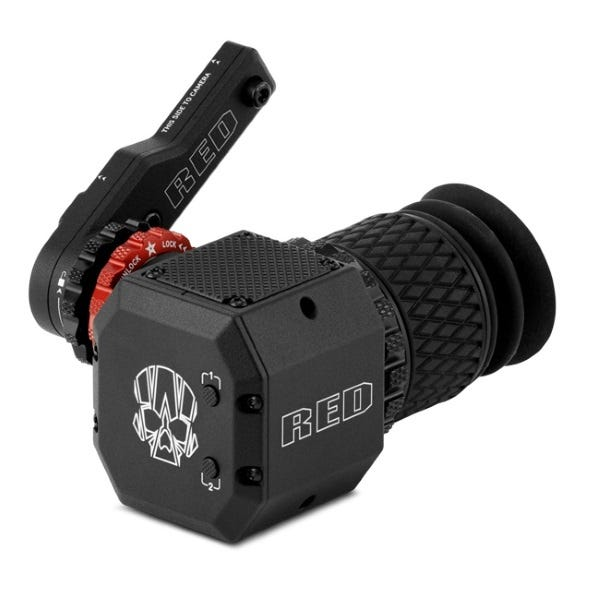 RED DSMC2 EVF (OLED) with Mount Pack