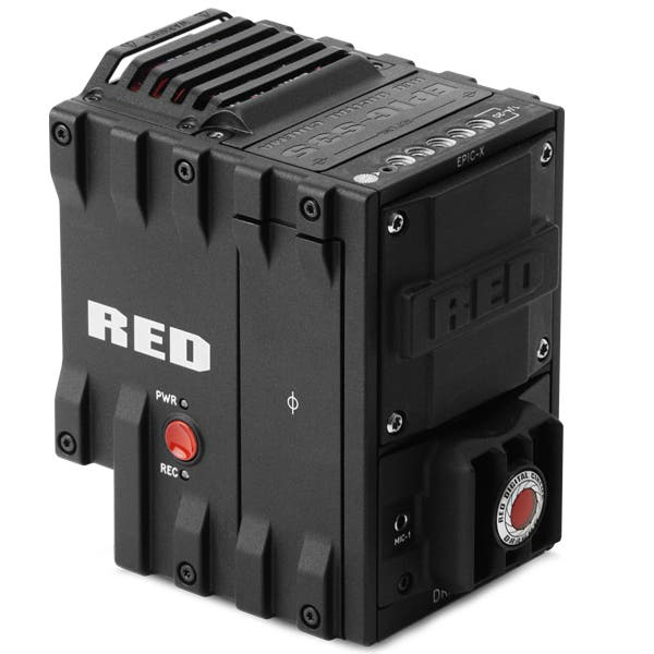 RED EPIC-X RED DRAGON 6K Camera - Body Only