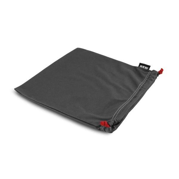 "RED 8.5 x 8"" Microfiber Bag - Large"