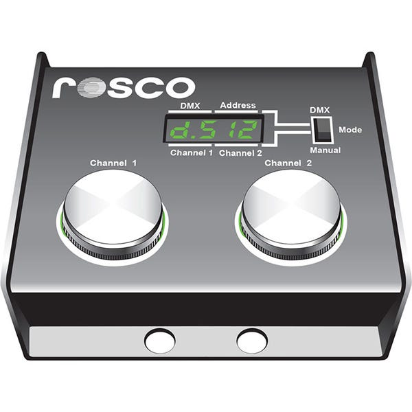 Rosco Litepad 2-Channel DMX Dimmer 290641000012