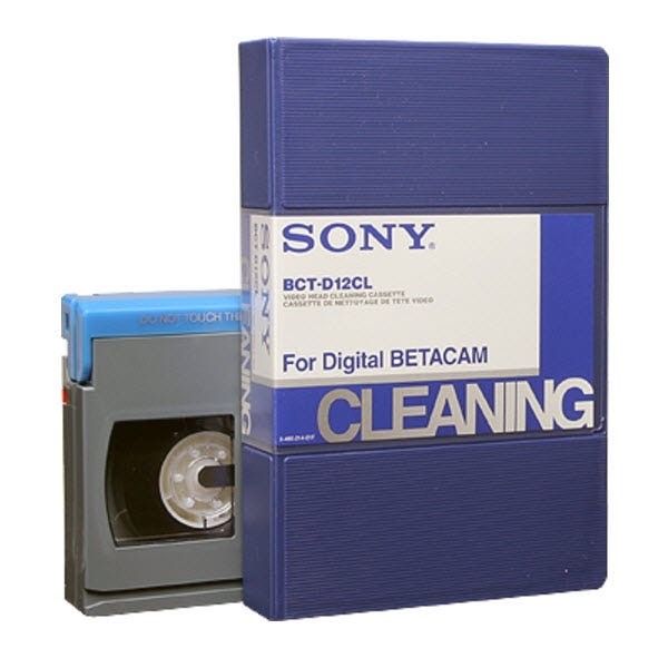 Sony Head Cleaning Tape for Digital Betacam