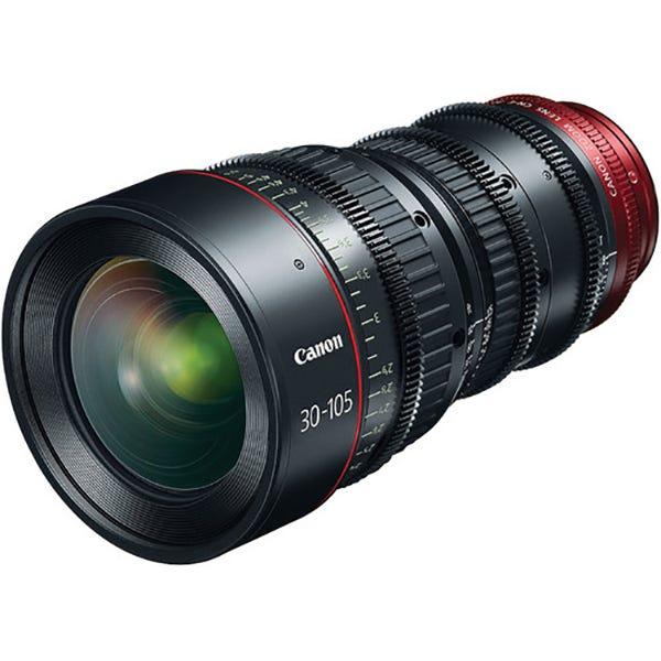 Canon CN-E 30-105mm T2.8 L SP Telephoto Cinema Zoom Lens with PL Mount