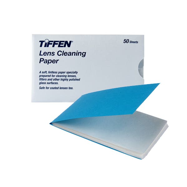 Tiffen Lens Cleaning Paper 50 Sheets Pack