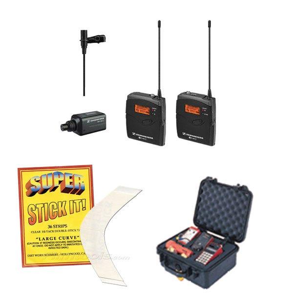 Sennheiser Evolution G3 100 Series Kit w/ Pelican 1400 Case