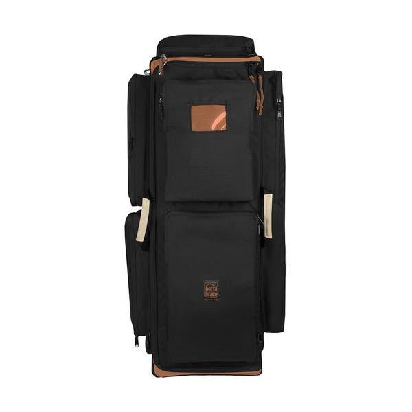 Porta Brace Wheeled Production Case - Large, Midnight Black